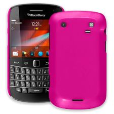 Fuchsia BlackBerry 9900/9930 Bold ColorStrong Slim-Pro Case