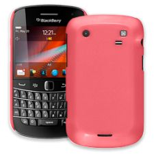 Coral BlackBerry 9900/9930 Bold ColorStrong Slim-Pro Case
