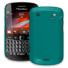 Turquoise BlackBerry 9900/9930 Bold ColorStrong Slim-Pro Case