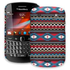Folk Tribal BlackBerry 9900/9930 Bold ColorStrong Slim-Pro Case