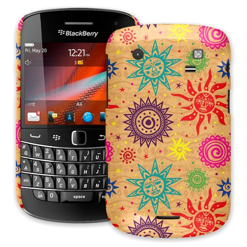 Sun Tan BlackBerry 9900/9930 Bold ColorStrong Slim-Pro Case