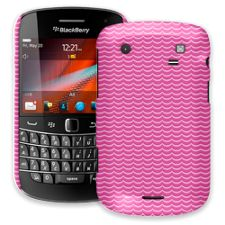 Pink Waves BlackBerry 9900/9930 Bold ColorStrong Slim-Pro Case