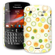 Retro Citrus BlackBerry 9900/9930 Bold ColorStrong Slim-Pro Case