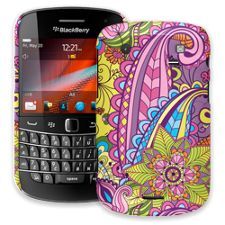 Kaleidoscope BlackBerry 9900/9930 Bold ColorStrong Slim-Pro Case
