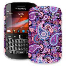 Brilliant Jewel Tone Paisley BlackBerry 9900/9930 Bold ColorStrong Slim-Pro Case