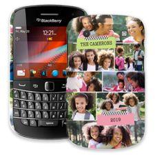 Scrapbook Tape BlackBerry 9900/9930 Bold ColorStrong Slim-Pro Case