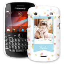 Paper Dots BlackBerry 9900/9930 Bold ColorStrong Slim-Pro Case