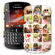 Lotta Love BlackBerry 9900/9930 Bold ColorStrong Slim-Pro Case