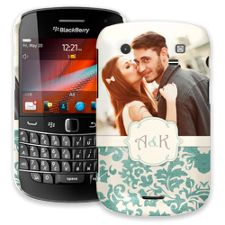 Vintage Romance BlackBerry 9900/9930 Bold ColorStrong Slim-Pro Case