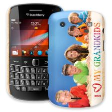 Grandkids and Crayons BlackBerry 9900/9930 Bold ColorStrong Slim-Pro Case
