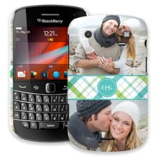 Spring Plaid BlackBerry 9900/9930 Bold ColorStrong Slim-Pro Case