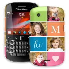 ColorBlocks BlackBerry 9900/9930 Bold ColorStrong Slim-Pro Case