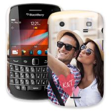 Tissue Paper Hearts BlackBerry 9900/9930 Bold ColorStrong Slim-Pro Case