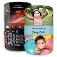 All Yours BlackBerry 9900/9930 Bold ColorStrong Slim-Pro Case
