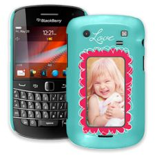 Love Scribbles BlackBerry 9900/9930 Bold ColorStrong Slim-Pro Case