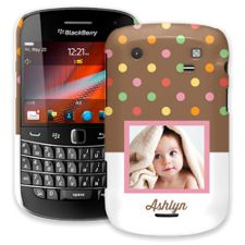 Ice Cream Sundae BlackBerry 9900/9930 Bold ColorStrong Slim-Pro Case