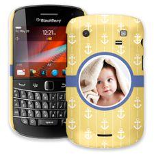 Blue Ribbon Anchors BlackBerry 9900/9930 Bold ColorStrong Slim-Pro Case