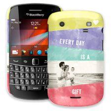 Pastel Bars BlackBerry 9900/9930 Bold ColorStrong Slim-Pro Case