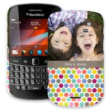 Seeing Spots BlackBerry 9900/9930 Bold ColorStrong Slim-Pro Case