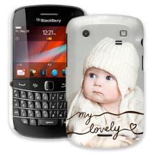 Lovely Chocolate Swirls BlackBerry 9900/9930 Bold ColorStrong Slim-Pro Case