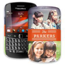 Orange Bar BlackBerry 9900/9930 Bold ColorStrong Slim-Pro Case