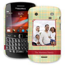 Retro Plaid BlackBerry 9900/9930 Bold ColorStrong Slim-Pro Case