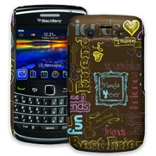 Friends Neon BlackBerry 9700 ColorStrong Slim-Pro Case