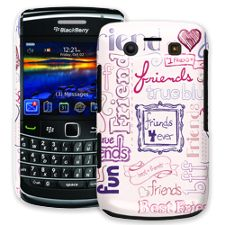Friends Pink BlackBerry 9700 ColorStrong Slim-Pro Case