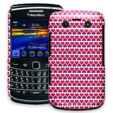 Hearts White BlackBerry 9700 ColorStrong Slim-Pro Case