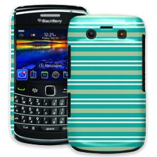 Striped Ocean BlackBerry 9700 ColorStrong Slim-Pro Case