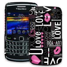 Love BlackBerry 9700 ColorStrong Slim-Pro Case