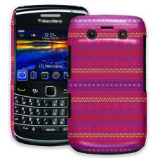 Purple Tribal BlackBerry 9700 ColorStrong Slim-Pro Case