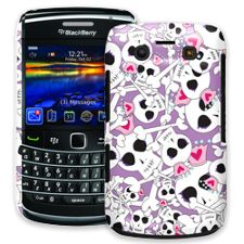 Skull Princess BlackBerry 9700 ColorStrong Slim-Pro Case