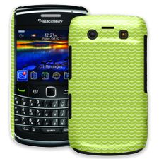 Lime Waves BlackBerry 9700 ColorStrong Slim-Pro Case