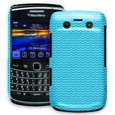 Blue Waves BlackBerry 9700 ColorStrong Slim-Pro Case