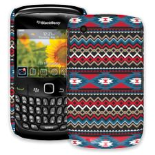 Folk Tribal BlackBerry 8520 Curve ColorStrong Slim-Pro Case