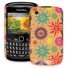 Sun Tan BlackBerry 8520 Curve ColorStrong Slim-Pro Case
