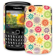 Tribal Sun Pattern BlackBerry 8520 Curve ColorStrong Slim-Pro Case