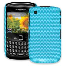Blue Waves BlackBerry 8520 Curve ColorStrong Slim-Pro Case