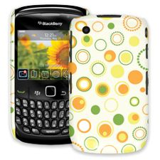 Retro Citrus BlackBerry 8520 Curve ColorStrong Slim-Pro Case