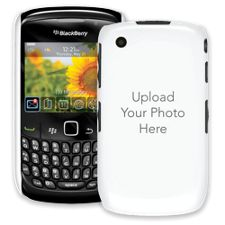 Design Your Own - 1 Photo BlackBerry 8520 Curve ColorStrong Slim-Pro Case