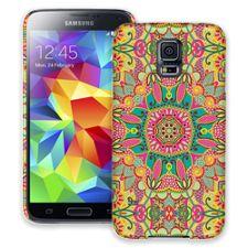 Brilliant Tribal Samsung Galaxy S5 ColorStrong Slim-Pro Case
