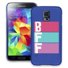 Best Friends Forever Samsung Galaxy S5 ColorStrong Slim-Pro Case