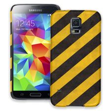 Caution Lines Samsung Galaxy S5 ColorStrong Slim-Pro Case
