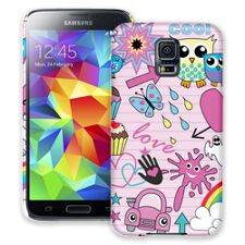 Doodle Bug Samsung Galaxy S5 ColorStrong Slim-Pro Case