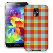 Boyfriend Plaid Samsung Galaxy S5 ColorStrong Slim-Pro Case