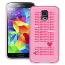 Best Friends & Hearts Samsung Galaxy S5 ColorStrong Slim-Pro Case