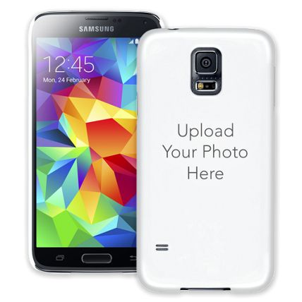 Design Your Own - 1 Photo Samsung Galaxy S5 ColorStrong Slim-Pro Case