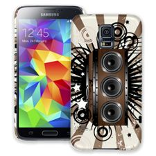 Subwoofer Samsung Galaxy S5 ColorStrong Slim-Pro Case