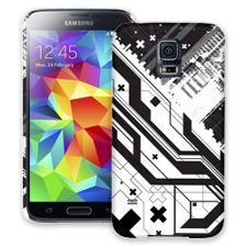 Modern Architecture Samsung Galaxy S5 ColorStrong Slim-Pro Case